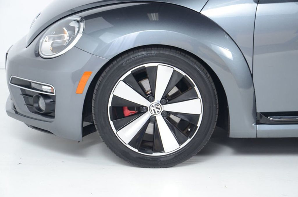 2013 Volkswagen Beetle Convertible 2.0 TURBO CONVERTIBLE-NAVIGATION-HEATED LEATHER-FENDER AUDIO - 17148642 - 47
