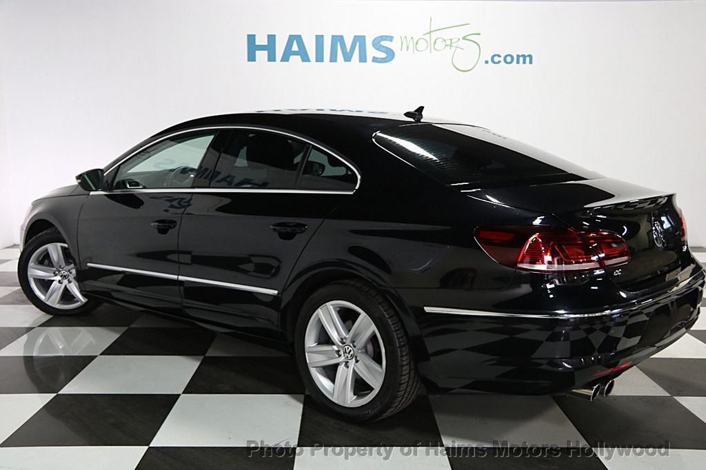 2013 used volkswagen cc 4dr sedan dsg r line pzev at haims motors serving fort lauderdale. Black Bedroom Furniture Sets. Home Design Ideas