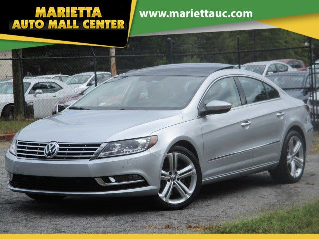 2013 Volkswagen CC 4dr Sedan VR6 Executive 4Motion