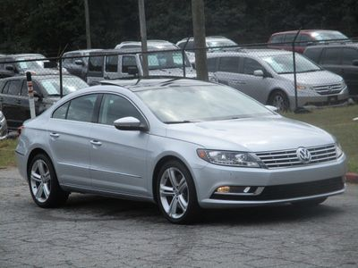 2013 Volkswagen CC 4dr Sedan VR6 Executive 4Motion - Click to see full-size photo viewer