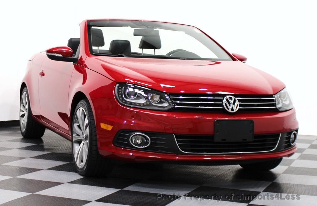 2013 used volkswagen eos certified 2 0t luxury convertible navigation at eimports4less serving. Black Bedroom Furniture Sets. Home Design Ideas