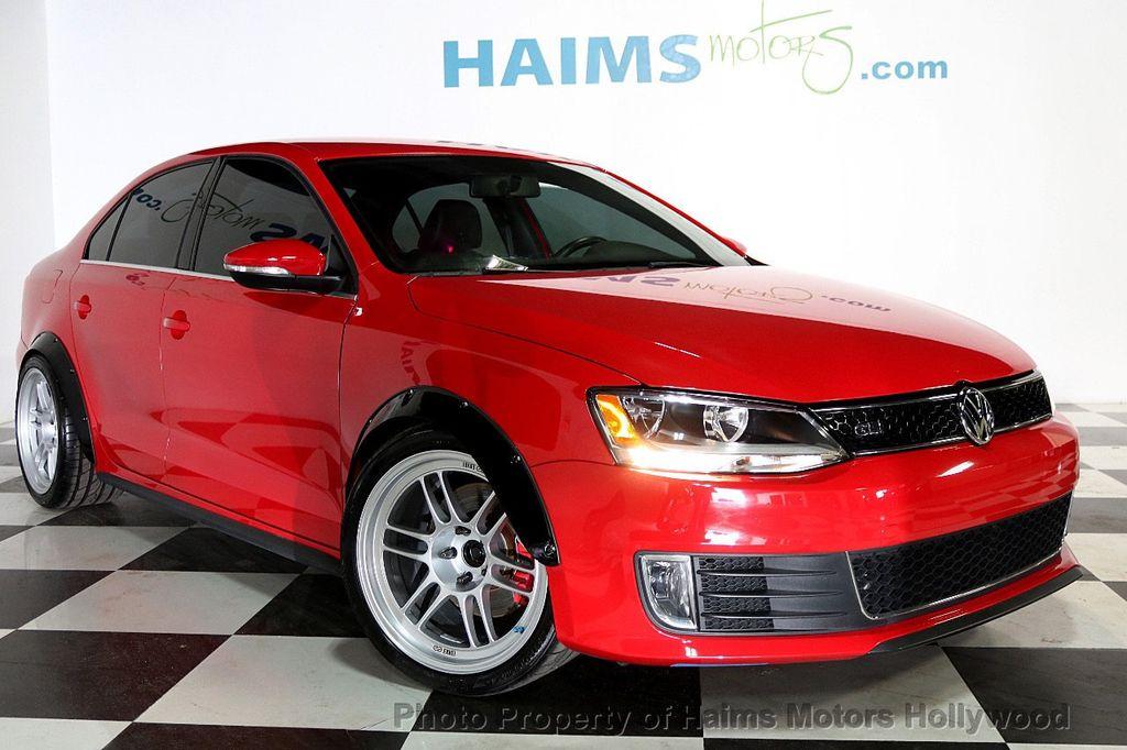 2013 Volkswagen GLI 4dr Sedan DSG - 17638861 - 3