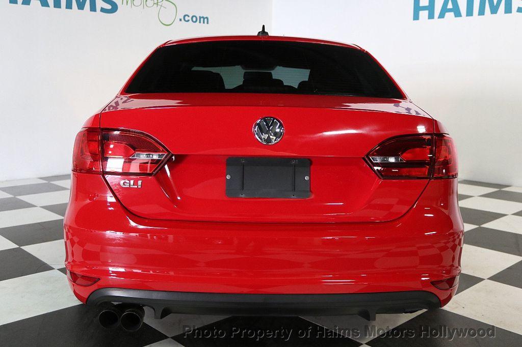 2013 Volkswagen GLI 4dr Sedan DSG - 17638861 - 5