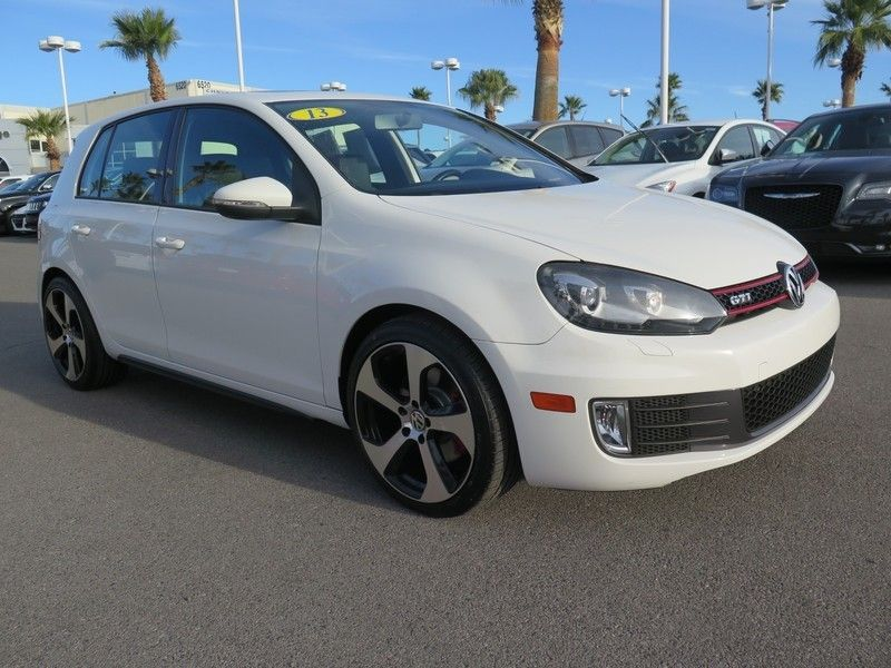 2013 Volkswagen Golf GTI 4dr Hatchback DSG w/Sunroof & Navi PZEV *Ltd Avail - 17407001 - 2