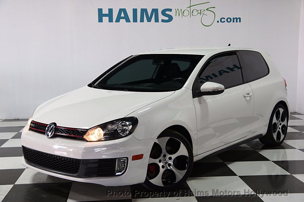 2013 Used Volkswagen Golf Gti At Haims Motors Serving Fort