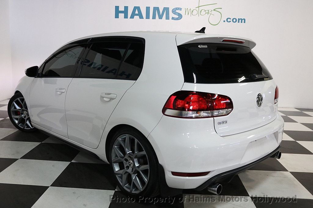 2013 Volkswagen Golf GTI Base Trim - 17558877 - 4