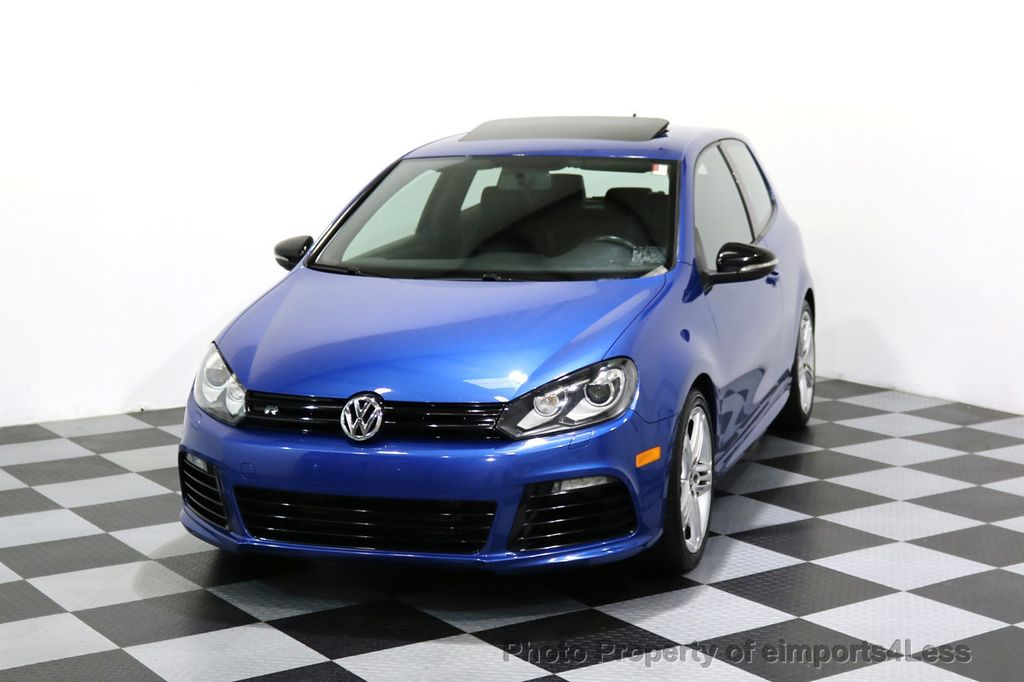 2013 Volkswagen Golf R CERTIFIED GOLF R AWD SUNROOF NAVIGATION 2 DOOR 6 SPEED - 17179693 - 12