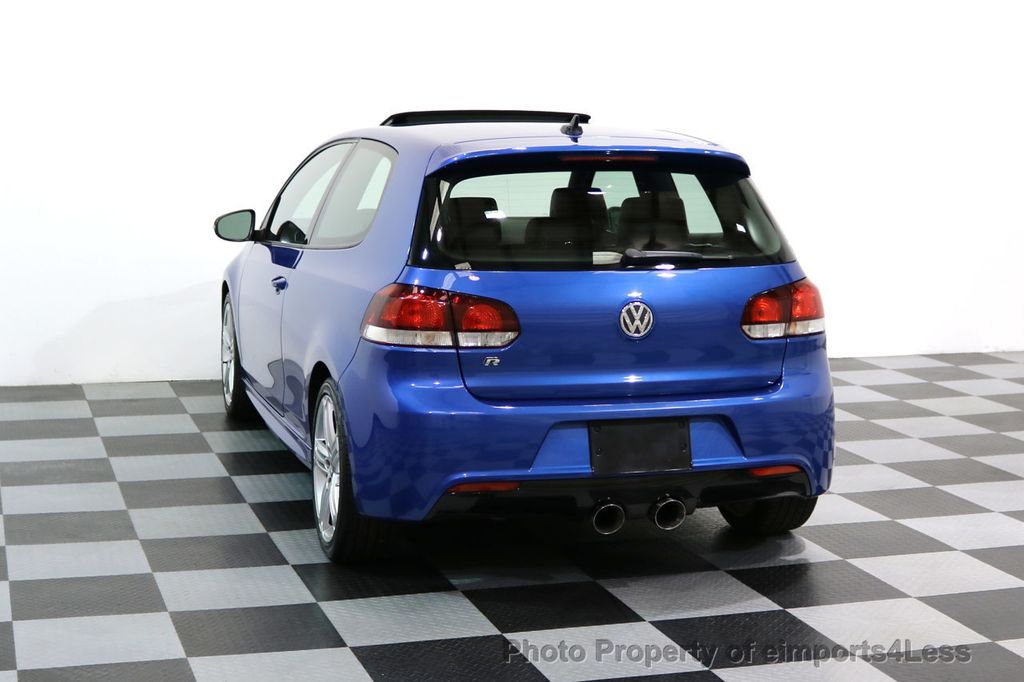 2013 Volkswagen Golf R CERTIFIED GOLF R AWD SUNROOF NAVIGATION 2 DOOR 6 SPEED - 17179693 - 14