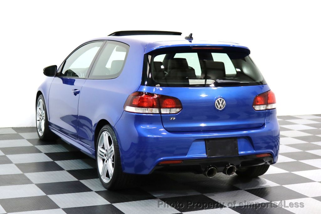 2013 Volkswagen Golf R CERTIFIED GOLF R AWD SUNROOF NAVIGATION 2 DOOR 6 SPEED - 17179693 - 2