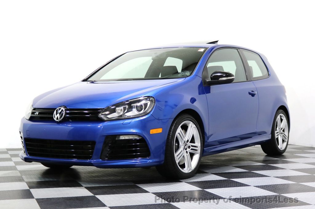 2013 Volkswagen Golf R CERTIFIED GOLF R AWD SUNROOF NAVIGATION 2 DOOR 6 SPEED - 17179693 - 32