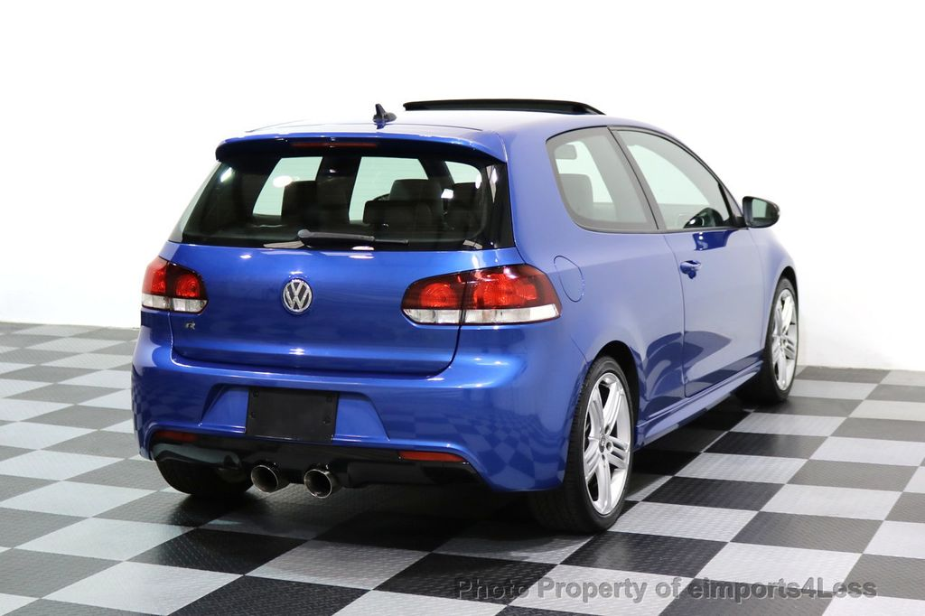 2013 Volkswagen Golf R CERTIFIED GOLF R AWD SUNROOF NAVIGATION 2 DOOR 6 SPEED - 17179693 - 3