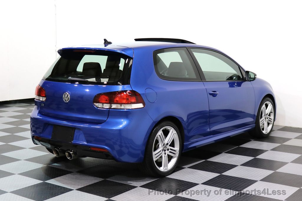 2013 Volkswagen Golf R CERTIFIED GOLF R AWD SUNROOF NAVIGATION 2 DOOR 6 SPEED - 17179693 - 44