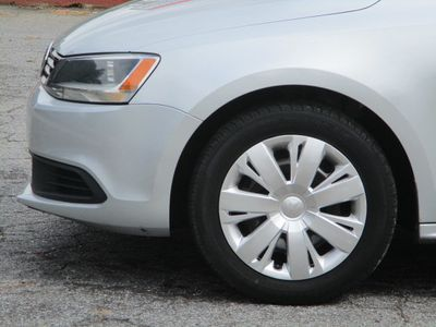 2013 Volkswagen Jetta Sedan 4dr Automatic S - Click to see full-size photo viewer