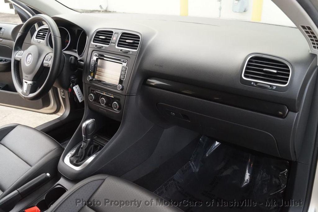 2013 Volkswagen Jetta SportWagen 2.0L TDI w/Sunroof  - 18203144 - 27