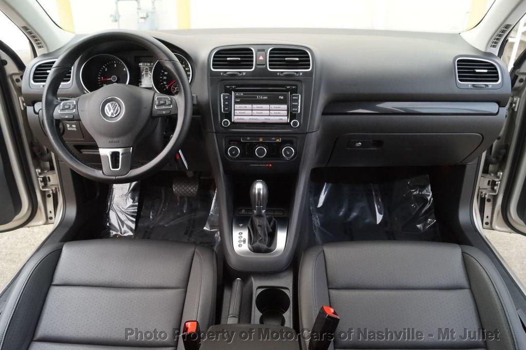 2013 Volkswagen Jetta SportWagen 2.0L TDI w/Sunroof  - 18203144 - 28