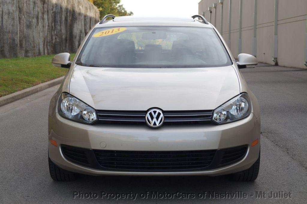 2013 Volkswagen Jetta SportWagen 2.0L TDI w/Sunroof  - 18203144 - 3
