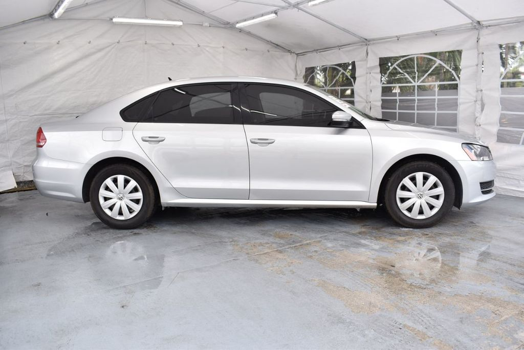 2013 Volkswagen Passat 4dr Sedan 2.0L DSG TDI SE w/Sunroof - 18378131 - 2