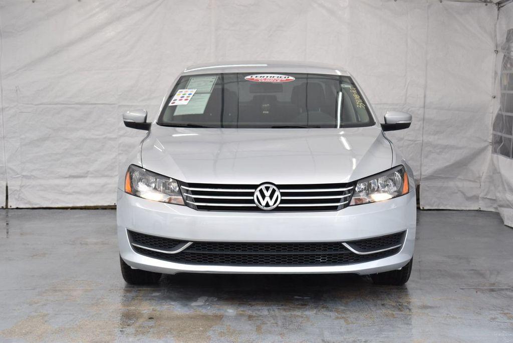 2013 Volkswagen Passat 4dr Sedan 2.0L DSG TDI SE w/Sunroof - 18378131 - 3