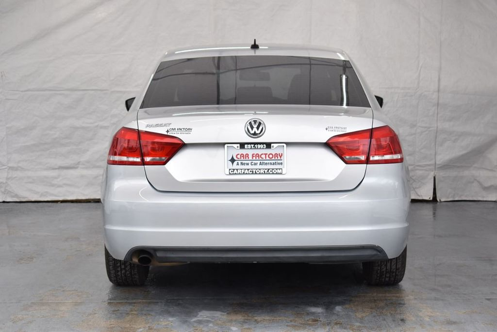2013 Volkswagen Passat 4dr Sedan 2.0L DSG TDI SE w/Sunroof - 18378131 - 7