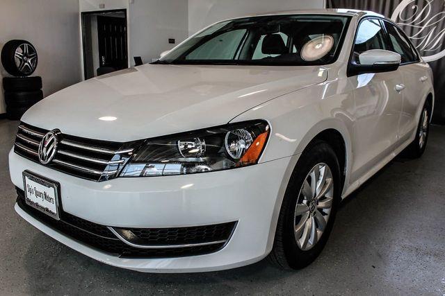2013 Volkswagen Passat 4dr Sedan 2.5L Automatic S