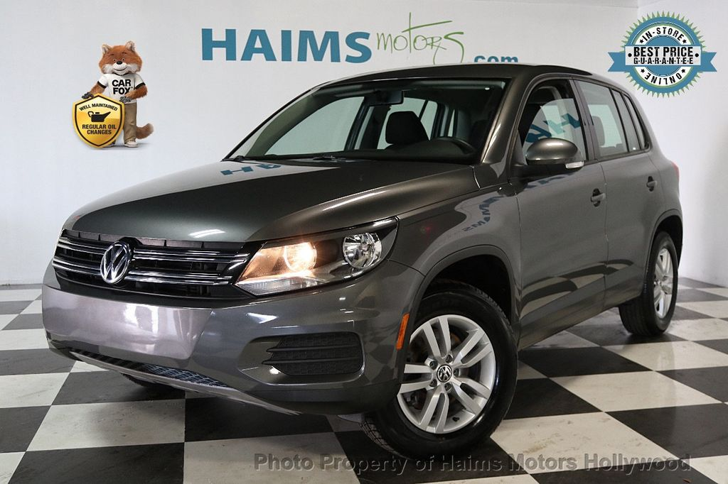 2013 Volkswagen Tiguan 2WD 4dr Automatic S *Ltd Avail* - 17647474 - 0