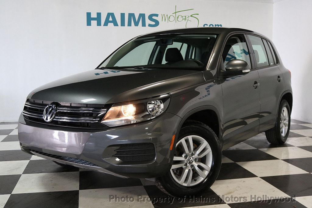 2013 Volkswagen Tiguan 2WD 4dr Automatic S *Ltd Avail* - 17647474 - 1
