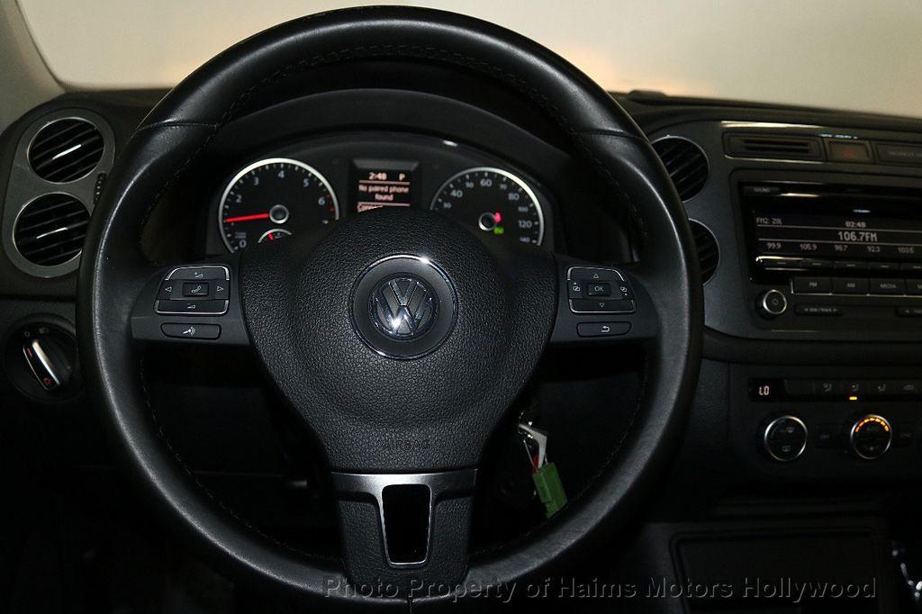 2013 Volkswagen Tiguan 2WD 4dr Automatic S *Ltd Avail* - 17647474 - 26