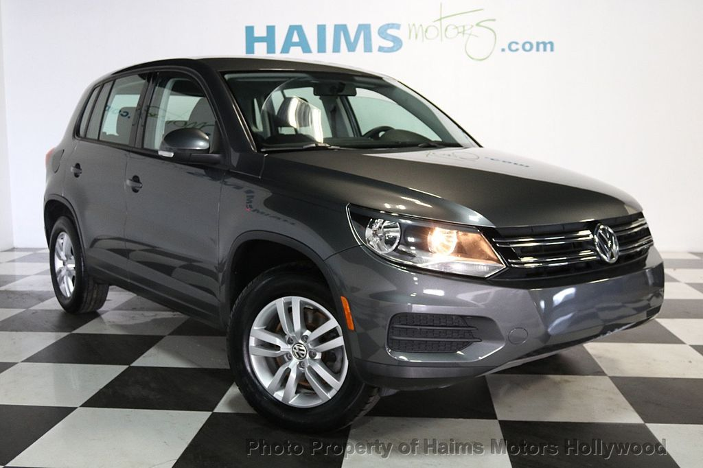 2013 Volkswagen Tiguan 2WD 4dr Automatic S *Ltd Avail* - 17647474 - 3