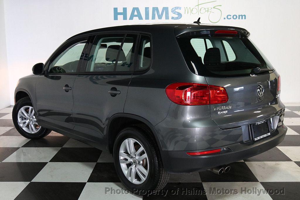 2013 Volkswagen Tiguan 2WD 4dr Automatic S *Ltd Avail* - 17647474 - 4