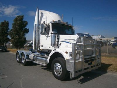 2013 Western Star 4864F day cab