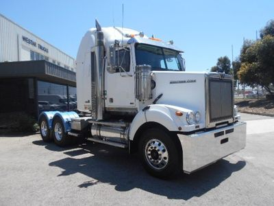 2013 Western Star 4864FX 0 klms on rebuild