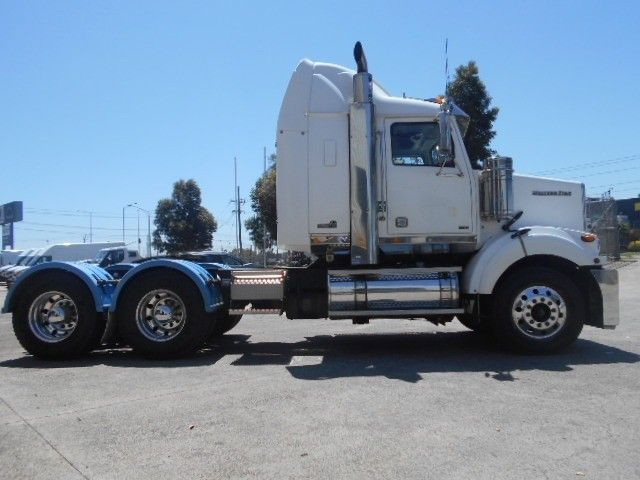 2013 Western Star 4864FX 0 klms on rebuild 6x4 - 18755525 - 5