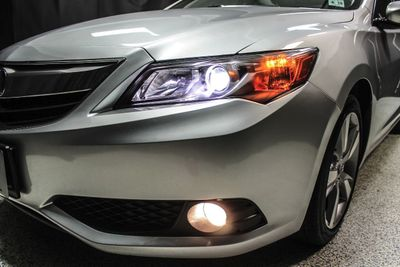 Used Acura ILX Dr Sedan L Premium Pkg At Dips Luxury - Acura ilx fog lights