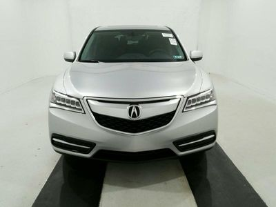 2014 Acura MDX AWD 4dr - Click to see full-size photo viewer