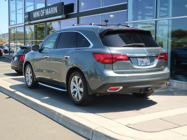 2014 Acura MDX AWD 4dr Advance/Entertainment Pkg - 20758503 - 2