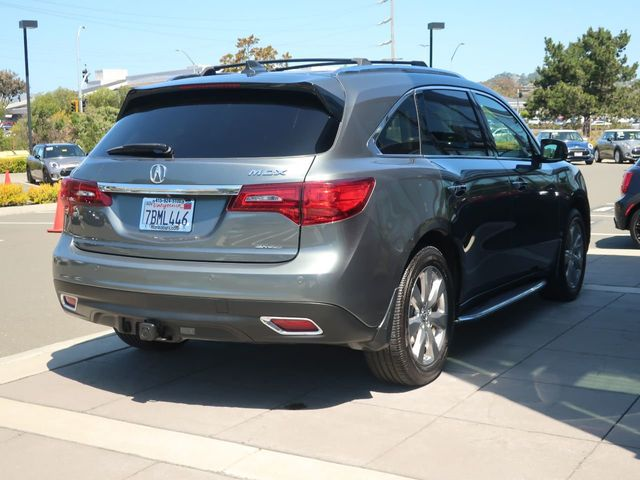 2014 Acura MDX AWD 4dr Advance/Entertainment Pkg - 20758503 - 4