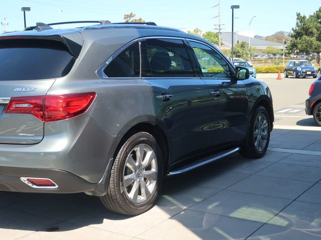 2014 Acura MDX AWD 4dr Advance/Entertainment Pkg - 20758503 - 5
