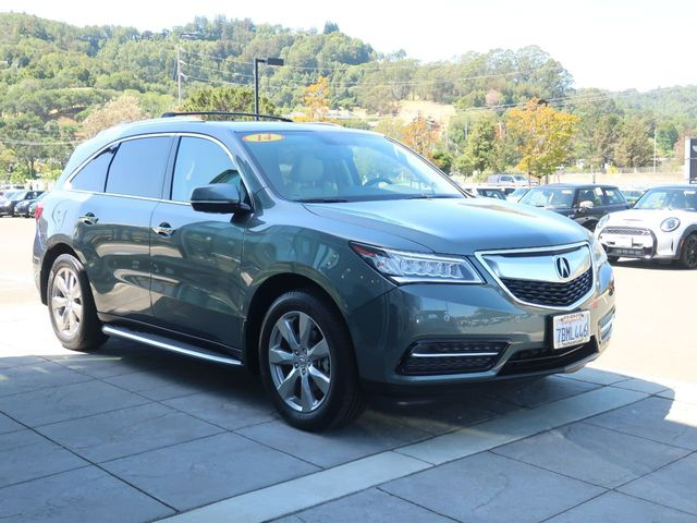 2014 Acura MDX AWD 4dr Advance/Entertainment Pkg - 20758503 - 6
