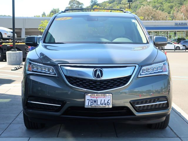 2014 Acura MDX AWD 4dr Advance/Entertainment Pkg - 20758503 - 7