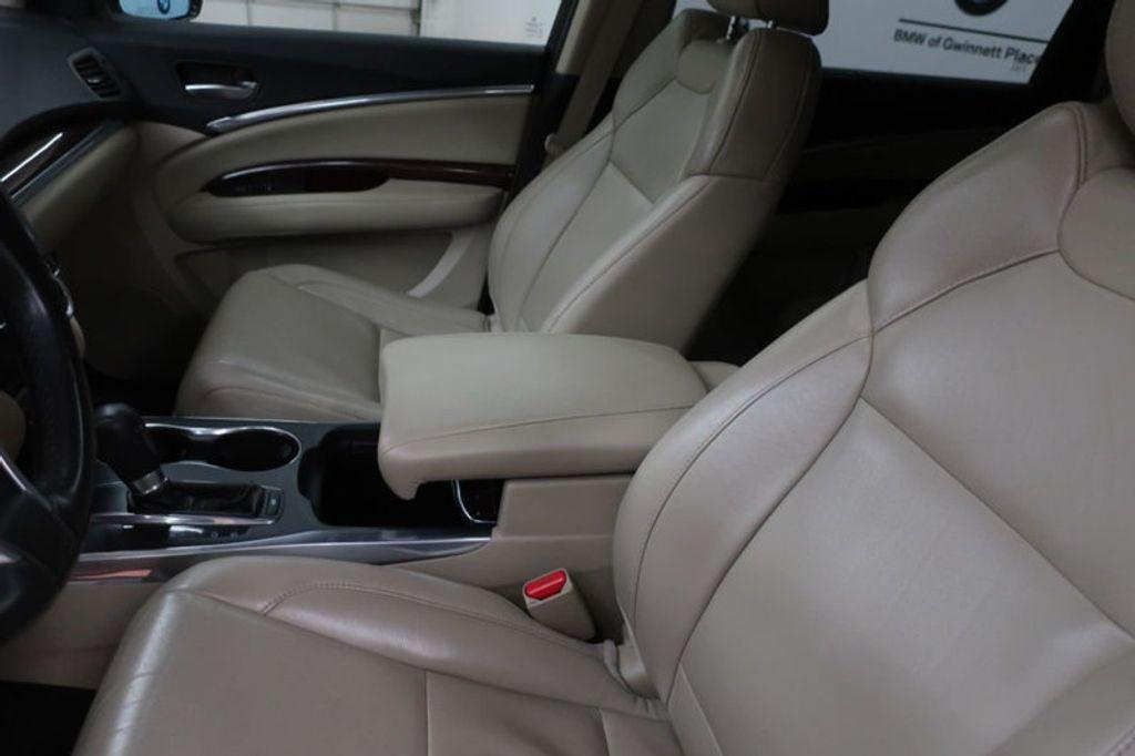 2014 Acura MDX AWD 4dr Tech/Entertainment Pkg - 17322783 - 15