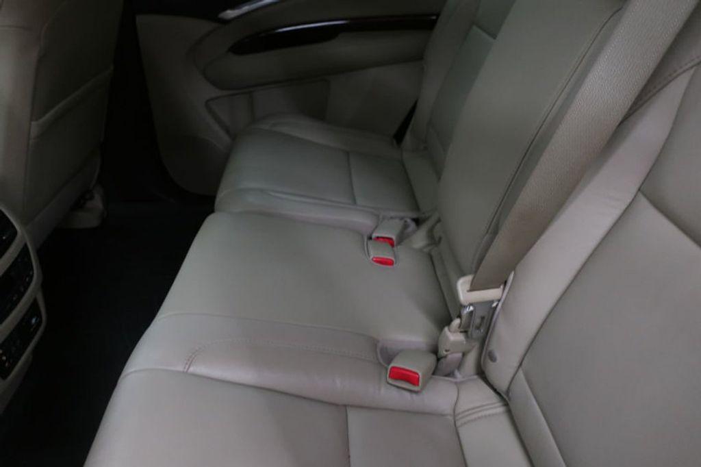 2014 Acura MDX AWD 4dr Tech/Entertainment Pkg - 17322783 - 25