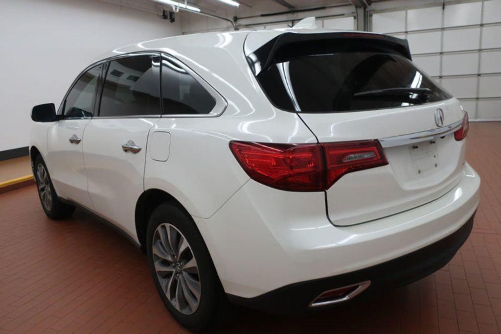 2014 Acura MDX AWD 4dr Tech/Entertainment Pkg - 17322783 - 2