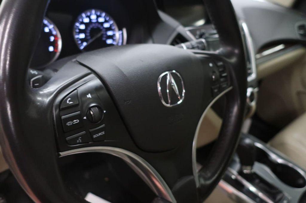 2014 Acura MDX AWD 4dr Tech/Entertainment Pkg - 17322783 - 30