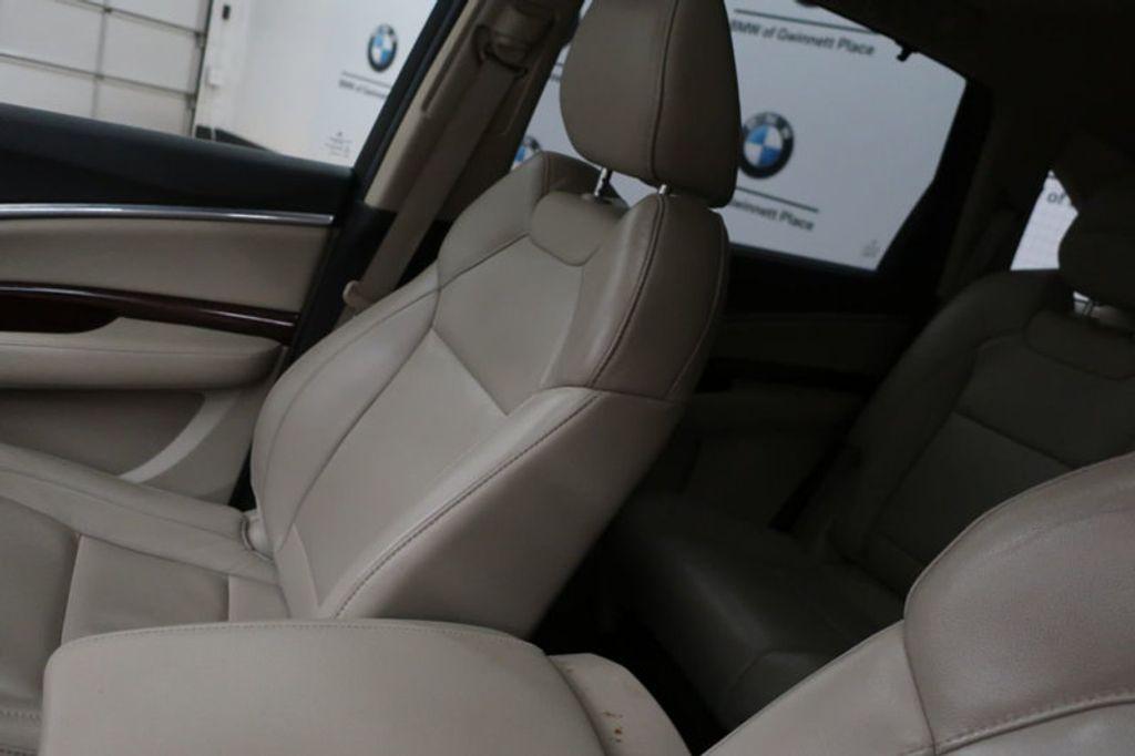2014 Acura MDX AWD 4dr Tech/Entertainment Pkg - 17322783 - 34