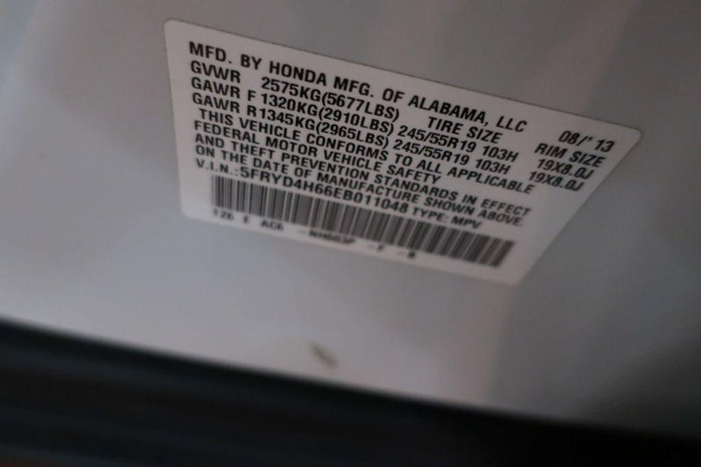 2014 Acura MDX AWD 4dr Tech/Entertainment Pkg - 17322783 - 36