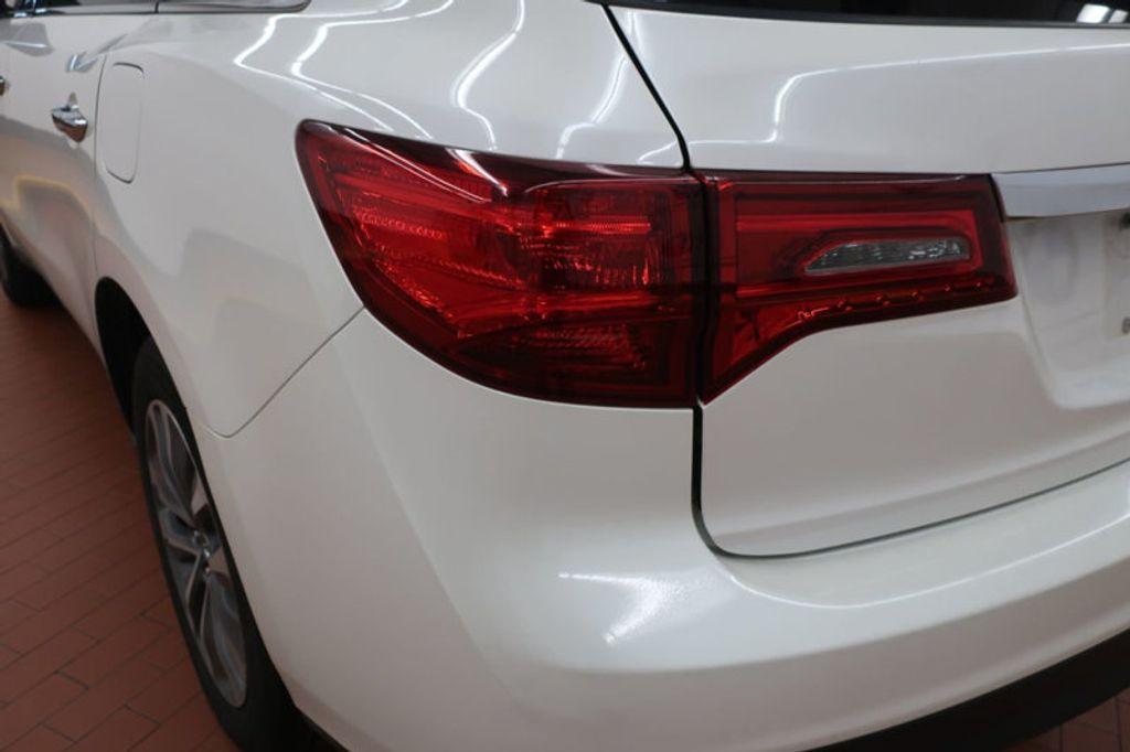 2014 Acura MDX AWD 4dr Tech/Entertainment Pkg - 17322783 - 3