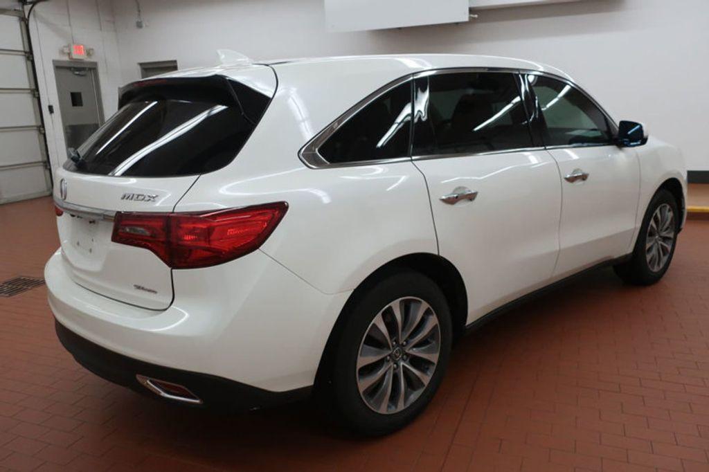 2014 Acura MDX AWD 4dr Tech/Entertainment Pkg - 17322783 - 5