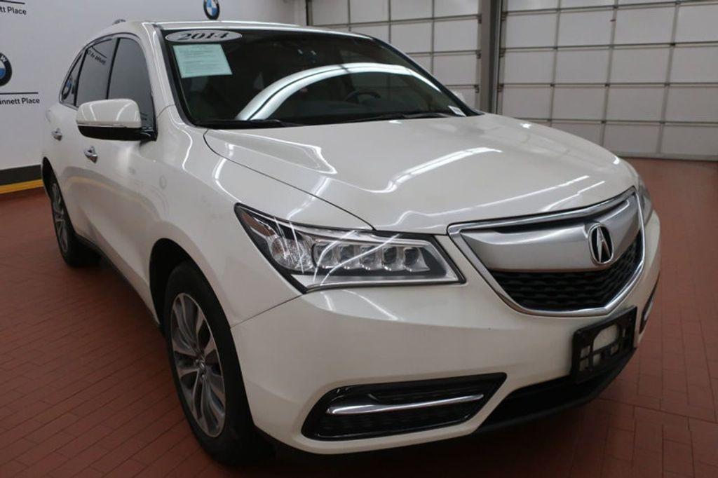 2014 Acura MDX AWD 4dr Tech/Entertainment Pkg - 17322783 - 7