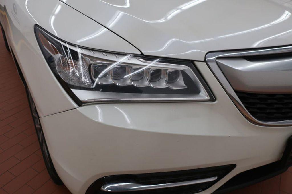 2014 Acura MDX AWD 4dr Tech/Entertainment Pkg - 17322783 - 8