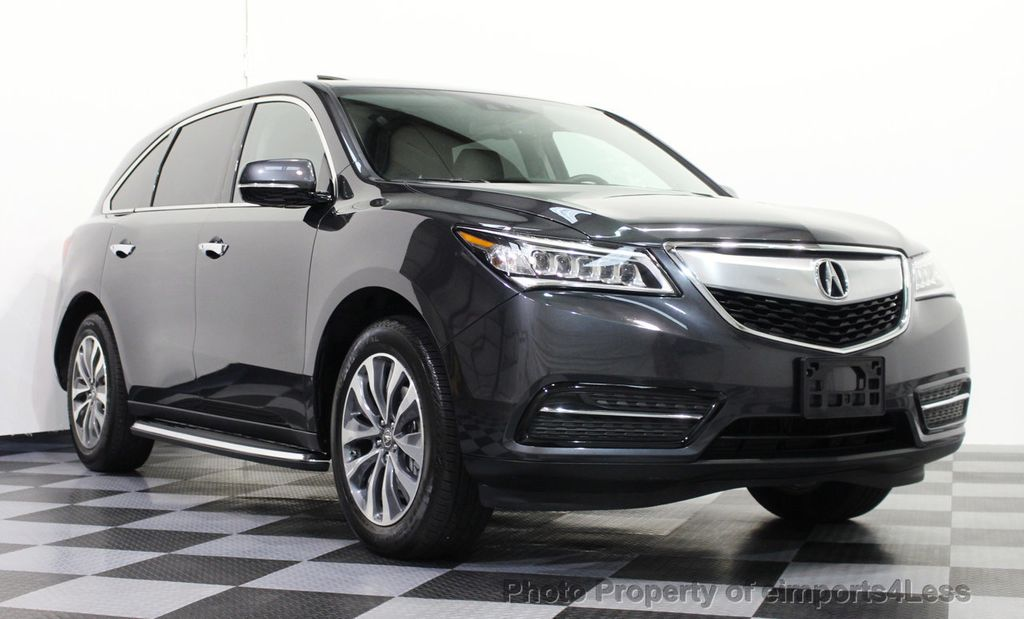 2014 used acura mdx certified mdx awd tech 3rd row camera navigation at eimports4less serving. Black Bedroom Furniture Sets. Home Design Ideas